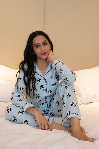 Blue Panda Nightwear (Women)