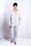 Blue Pug Nightwear (Men)