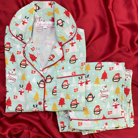 Christmas Miracle Land Nightwear (Women)