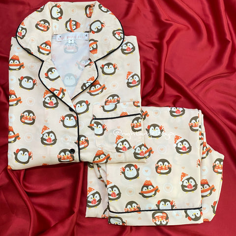Jolly Penguins Nightwear (Women)