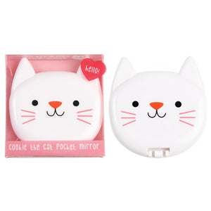 Cookie The Cat Pocket Mirror