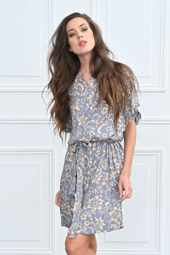 Chico Soleil Mina Dress - Lilac