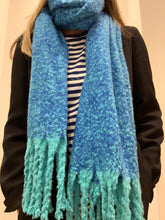 Load image into Gallery viewer, Supersoft Scarf - Blue