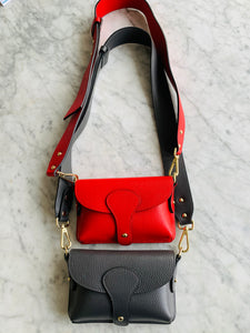Mini Body Bag - Red