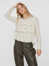 Load image into Gallery viewer, Vero Moda Check Shirt