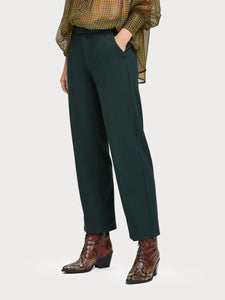 Maison Scotch Green Trousers