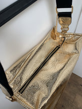 Load image into Gallery viewer, Metallic Bag - Gold