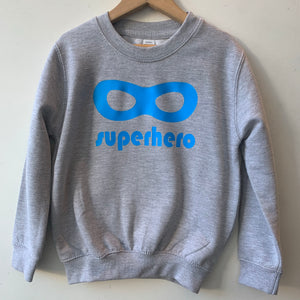 Delphine Fox Superhero Sweatshirt