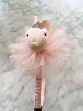 Load image into Gallery viewer, Bunny Tutu Headband - Pink