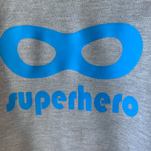 Load image into Gallery viewer, Delphine Fox Superhero Sweatshirt