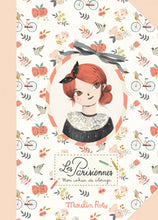 Load image into Gallery viewer, Moulin Roty Colouring book Les Parisiennes