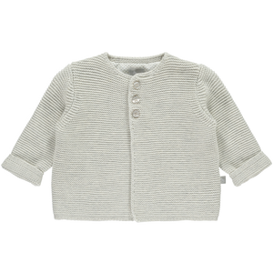 The Little Talior Soft Grey Cardigan