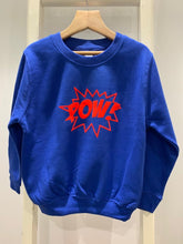 Load image into Gallery viewer, Delphine Fox POW Sweatshirt