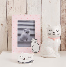Load image into Gallery viewer, Sass & Belle Cutie Cat Money Box