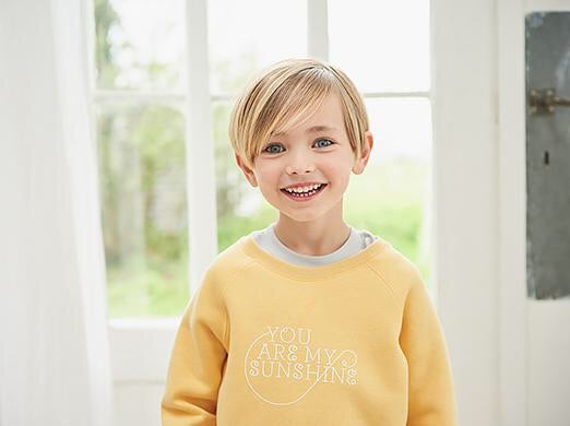 Bob & Blossom 'You Are My Sunshine' Sweatshirt