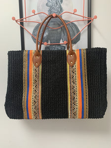 Weave Bag - Black
