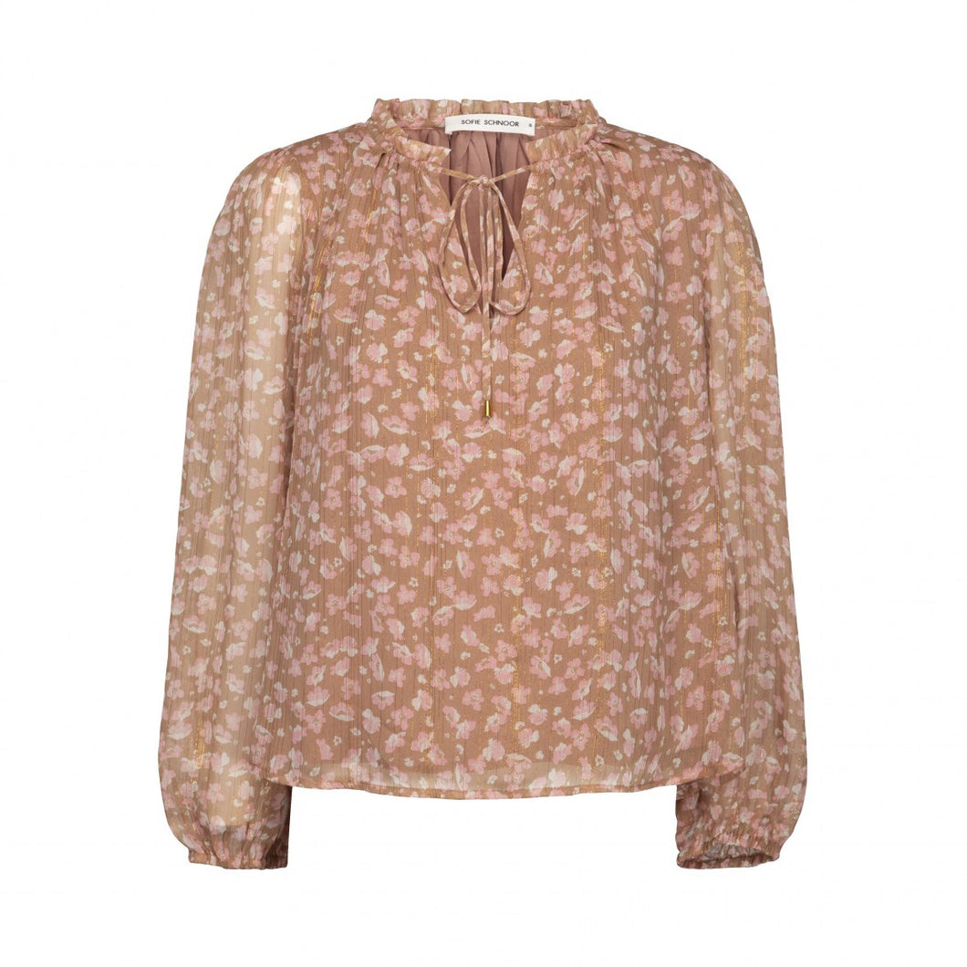 Sofie Schnoor Floral Blouse