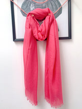 Load image into Gallery viewer, Scarf - Bright Pink