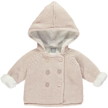 Load image into Gallery viewer, The Little Tailor Pink Pram Coat