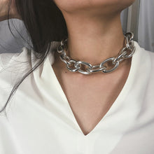 Load image into Gallery viewer, Chunky Chain Choker