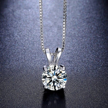 Load image into Gallery viewer, Women's Rhinestone Necklace