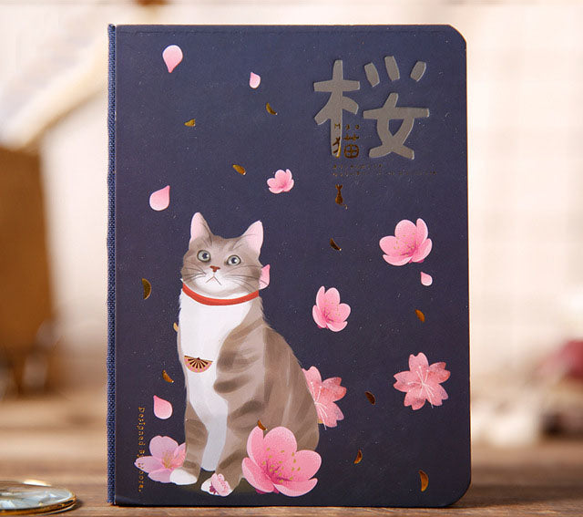 IMPERIAL Tabby Notebook - The Meow Lab