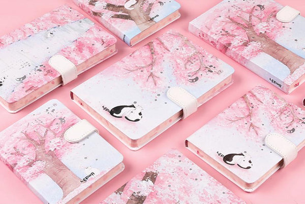 SAKURA Cats Journal Notebooks - The Meow Lab