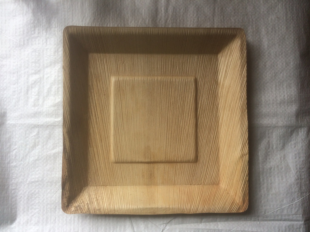 10 Inches Square Tray