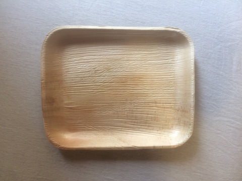 6 Inches x 8 Inches Rectangle Tray