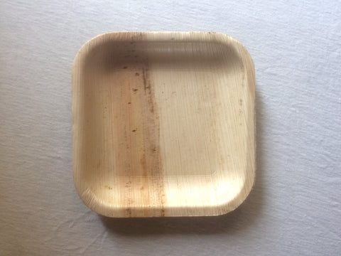7 Inches Square Shallow Plate