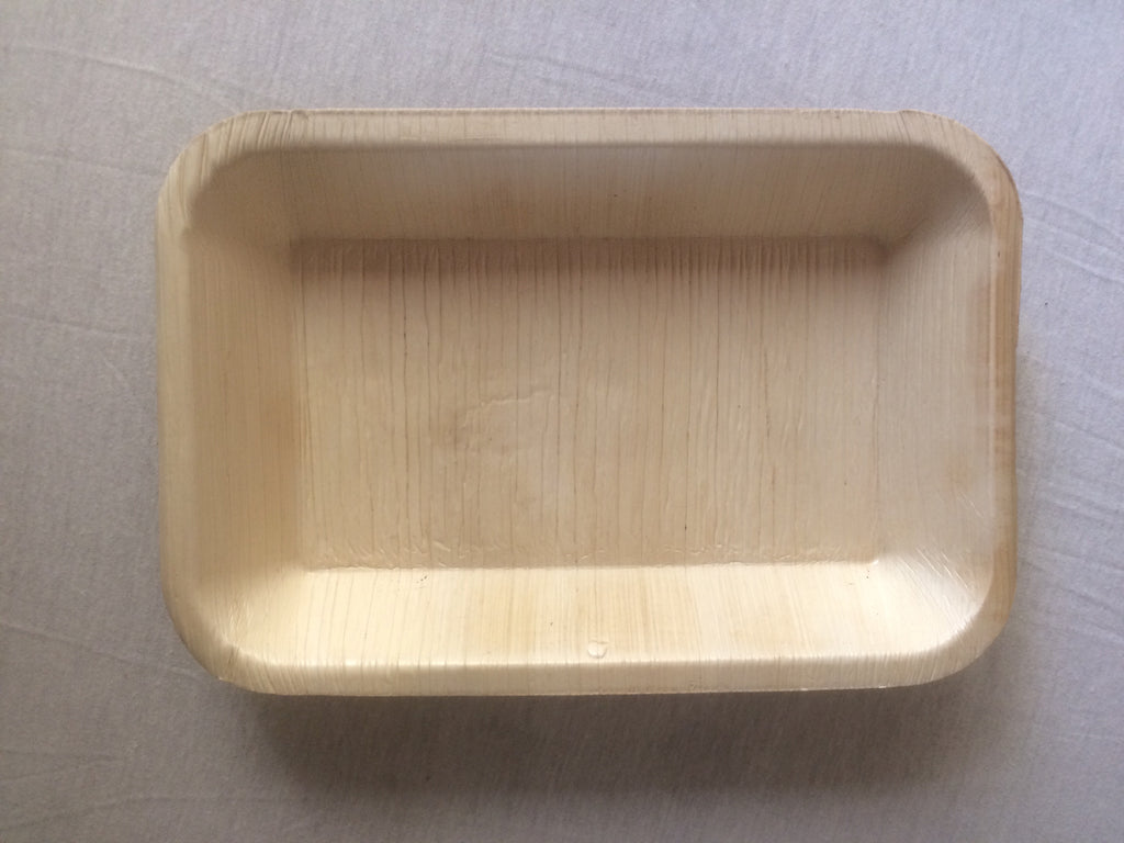 6 Inches x 9 Inches Rectangle Tray
