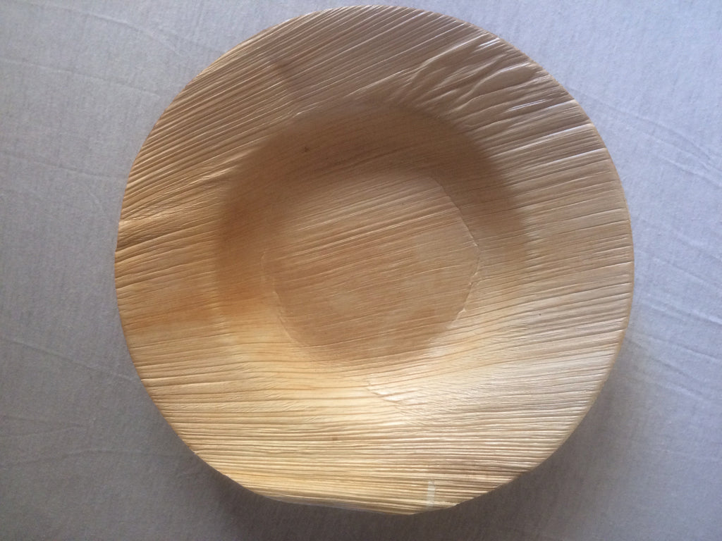 9 inches Round Noodle Plate