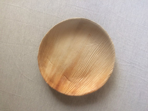 6 Inches Round Shallow Plate