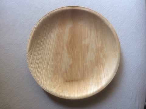 7 Inches Round Shallow Plate