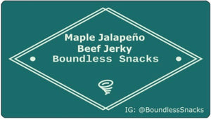 Maple Jalapeño | Limited Edition