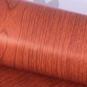 60CM WOOD DESIGN FURNITURE STICKER (self adhesive)