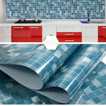 KITCHEN Wallpaper 45cm 6636