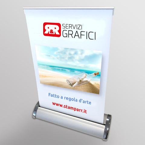 mini roll-up www.stamparr.it