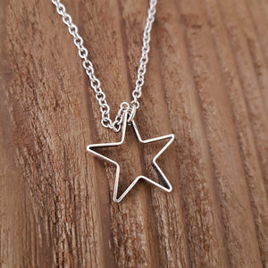 Star Necklace - Gwen Delicious Jewelry Designs