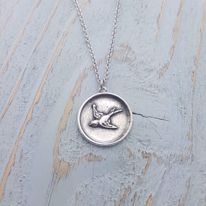 Sparrow Necklace - Gwen Delicious Jewelry Designs