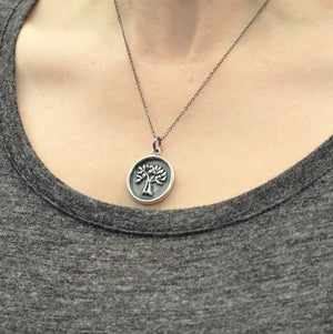 Tree of Life Necklace - Gwen Delicious Jewelry Designs