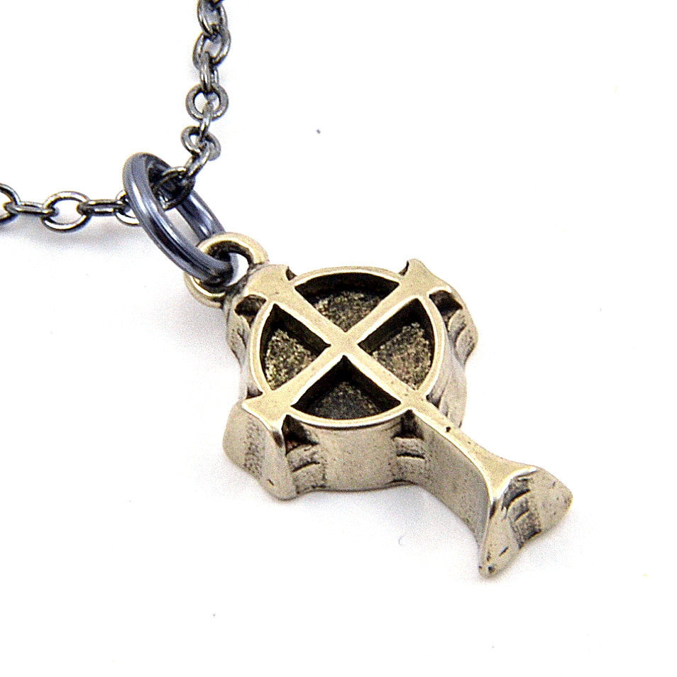Celtic Cross Necklace - Gwen Delicious Jewelry Designs