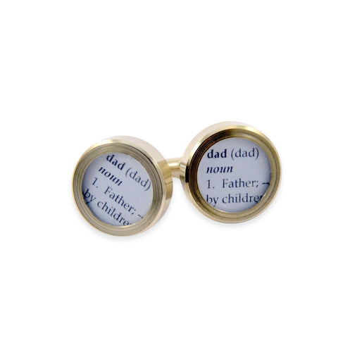 Definition of DAD - Cuff links