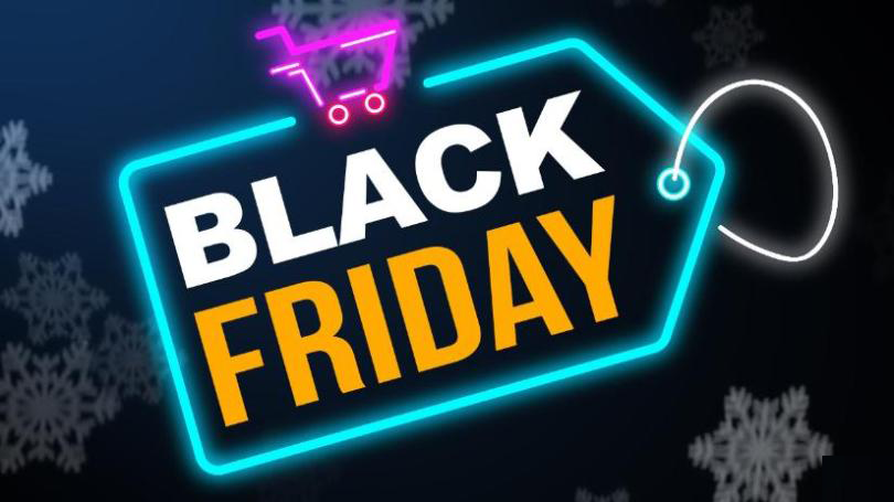 Black friday - 3 voor 2
