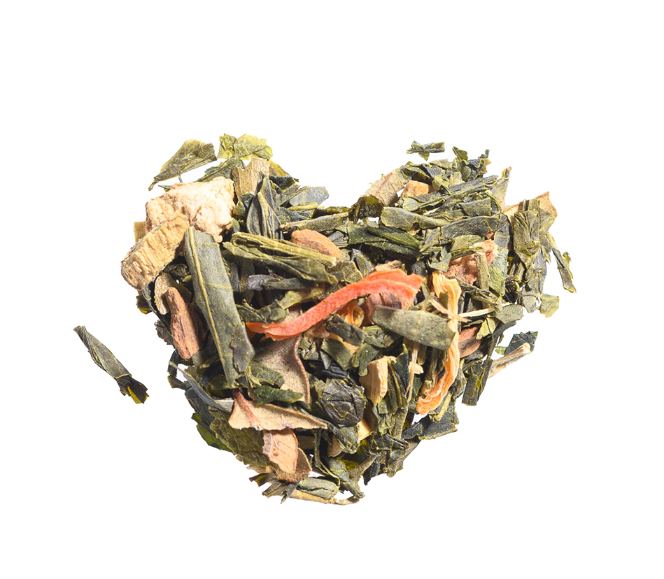 Sencha Lime Ginger