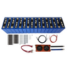 48V 16s 120AH LiFePO4 Lithium Ion Phosphate DIY Kit - Lithium Batteries South Africa