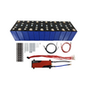 36V 100AH 120A(BMS) LiFePO4 Lithium Iron Phosphate DIY Kit - Lithium Batteries South Africa