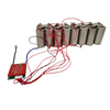 24v 12ah 20A(BMS) LiFePO4 LITHIUM IRON PHOSPHATE DIY KIT - CYLINDRICAL 6AH CELLS - Lithium Batteries South Africa