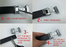 Load image into Gallery viewer, Gold G automatic belt  5 colors