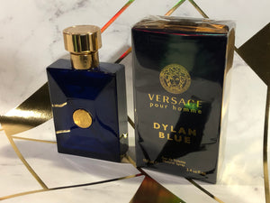 versace dylan blue 3.4 oz for men